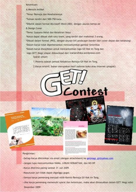 GET! Contest